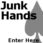 Junk Hand Poker Shirts