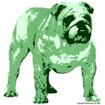 Green Bulldog Design