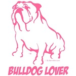 Bulldog Lover II Pink