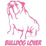 Bulldog Lover II Pink