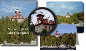 Lake Champlain Lighthouse Stuff!