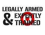 Legally Armed Expertly Trained