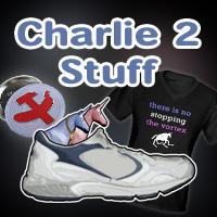 Charlie the Unicorn 2 Merch