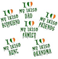 I (heart) Love My Irish...
