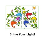 Shine Your Light Book Series Apparel
