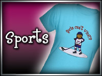 Sports T-shirts and Gifts