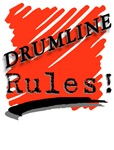 Drumline Rules Marching Band T-shirts & Gifts