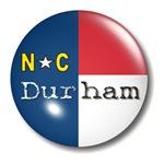 Durham North Carolina Flag T-shirts & Gifts