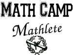Math Camp Mathlete Geek T-shirts & Gifts