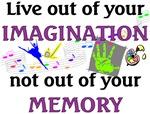 Imagination v memory 2