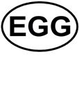 EGG European Oval T-shirts & Gifts