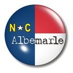 Albemarle North Carolina Flag T-shirts & Gifts