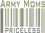 Military Army Moms Priceless T-shirts & Gifts