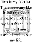 This is my Drum New T-shirts & Gifts