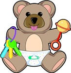 Cute Baby Teddy Bear Animal T-shirts & Gifts