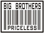 Big Brothers Priceless Sibling T-shirts & Gifts