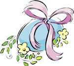 Pretty Easter Egg T-shirts & Gifts