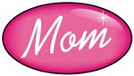 Pink Mom is my Idol Logo T-shirts & Gifts