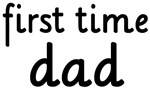 Father's Day First Time Dad T-shirts & Gifts