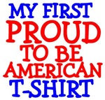 Proud to be American T-shirts & Gifts