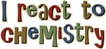 Funny I react to Chemistry T-shirts & Gifts