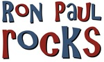 Ron Paul for President Rocks T-shirts & Gifts
