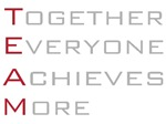 TEAM Together Everyone Achieves More T-shirts Gift