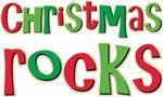 Christmas Love Rocks Holiday T-shirts Gifts