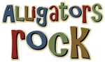 Alligators Rock Gator Reptile T-shirts Gifts