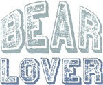 Bear Lover Grizzly Black Brown T-shirts Gifts