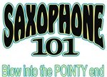 Saxophone 101 t-shirts gifts