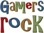 Gamers Rock RPG Video Geek T-shirts Gifts