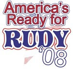Ready for Rudy t-shirts gifts