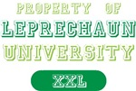 Leprechaun University Alumni T-shirts Gifts