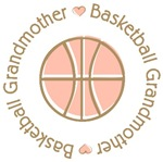 Basketball Grandmother T-shirts and Gifts