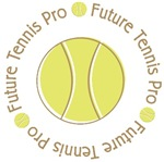 Future Tennis Pro T-shirts Gifts