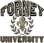 Forney Family Name University T-shirts Gifts