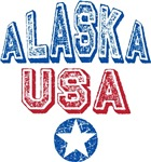 Alaska USA Souvenir Travel T-shirts Gifts