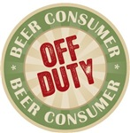 Off Duty Beer Consumer T-shirts Gifts