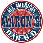 Aaron All American BBQ T-shirts Gifts