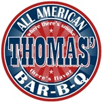 Thomas' All American Bar-b-q T-shirts Gifts