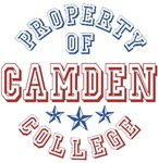 Camden College Property Of T-shirts Gifts