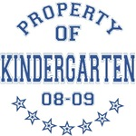 Property of Kindergarten 2008-2009 T-shirts Gifts