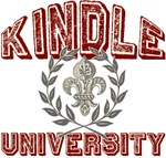 Kindle Last Name Family University Tees Gifts