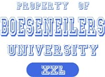 Boeseneilers Last Name University Tees Gifts