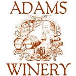 Adams Vintage Family Name Winery Tees Gifts
