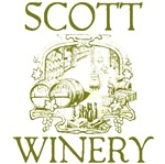 Scott Vintage Family Name Winery Tees Gifts