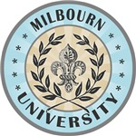 Milbourn Last Name University T-shirts Gifts
