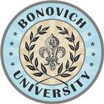 Bonovich Last Name University Tees Gifts