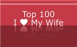 Top 100 I Heart My Wife Tees and Gifts